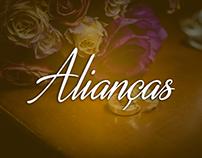 Fotografias - Alianças