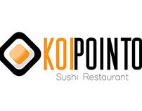 Koi Pointo - sushi restaurant