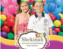 Shekinah Kids Flyer