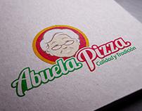 Rediseño de Marca Abuela Pizza