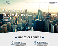 Web para consultora de abogados