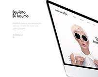 Sitio web Bauletto Di Insumo