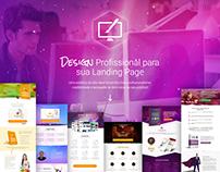 Página de Vendas Landing Page Premium