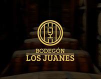 Bodegon Los Juanes / Brand