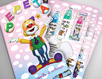 Catálogo produtos infantis