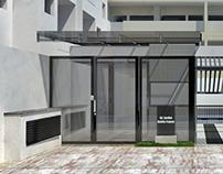 Projeto Residencial - Portaria