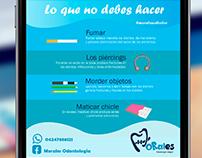 Community Manager a Dr. Luis M.  / post