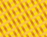 Straw Pattern | Vetor de Palha