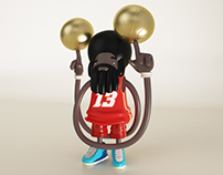 CHARACTERS 3D - 1