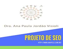 PROJETO DE SEO http://www.anapelle.com.br/