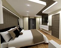 Interior design - Contemporany house