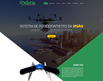 Desenvolvimento Web Site - Exata Engenharia Ambiental