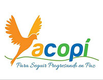 Yacopí, Para seguir progresando en Paz