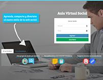 Aula Virtual Social