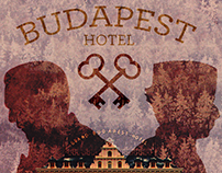 The Grand Budapest Hotel Pôster