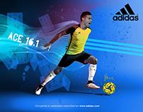 Adidas Ace 16.1 Lanzamiento