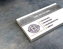 El Paso Brewing Co. - Business Cards