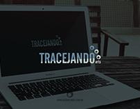 Identidade Visual - Tracejando