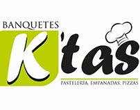 Logotipo BANQUETERÍA K´TAS