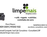 Business Card Limpemais