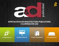 A&D - Publicidad