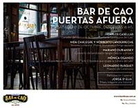 BAR DE CAO: Un proyecto corto pero intenso