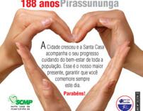 188 Anos Pirassununga