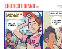 Eroticotidiano 2.0. Comics Project.