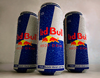 Red Bull - Diseño 3D