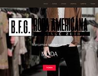 Diseño de Tienda en Wordpress