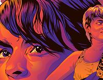 Norah Jones Poster - Illustration