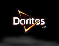 Animación del Logo Doritos para MTV Latinoamerica