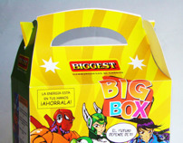 Kids Meal Packaging