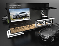 Mercedes Benz-  Pop Up Store.