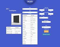 Sistema realizado con PHP y Bootstrap