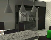 Diseño sala, Comedor
