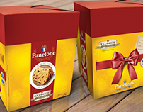 Packing / Panetone e Chocotone / Boulangerie de France