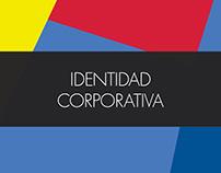 Manual corporativo completo, marca personal.