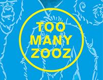 Digipack - Too Many Zooz