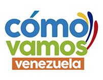 """Logo Design """"Cómo Vamos Venezuela"""""""