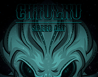 Chtulhu Speed Art