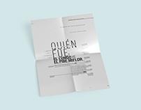 Programa de páginas - Editorial