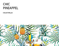 CHIC PINEAPPLE COLLECTION for Diana Pineda Store's