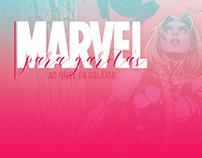 Marvel para Garotas: Ao Nível da Galáxia