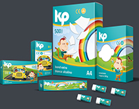 Packing - Productos escolares KP