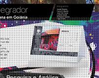 Calendário Temático - 1º módulo de Design Gráfico