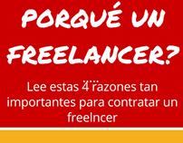 Ventajas de un freelancer