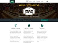Website - Beer Rock Bar