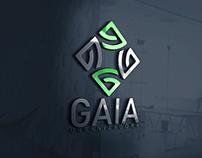 Logotipo criada para GAIA