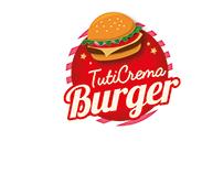 TutiCrema Burger Logo